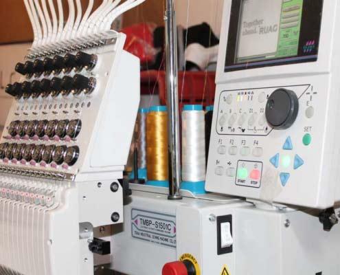 teritő-textilszalvéta hímzése, céglogózás, munkaruhahímzés, inghímzés, törölközőhímzés, hímző műhely